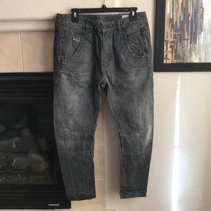 Diesel jeans ,Fayza relaxed boyfriend low waist.